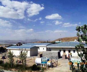 Regional Military Hospital Classrooms, Garidz, AFG