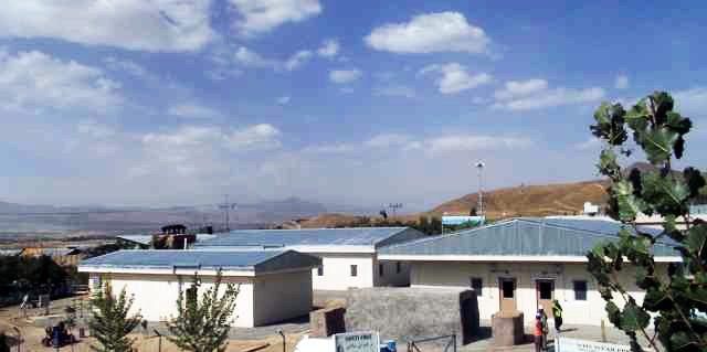 Regional Military Hospital Classrooms, Garidz, AFG